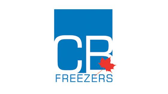 C B freezers logo